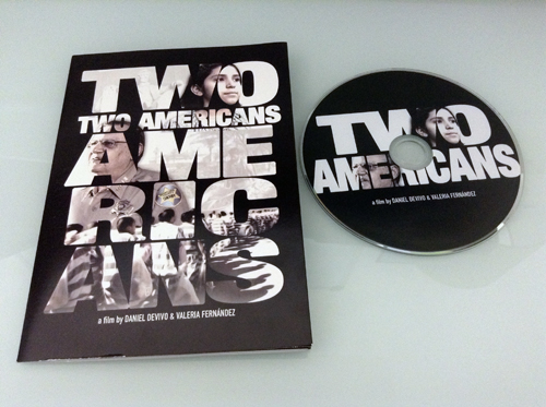 2A DVD and sleeve