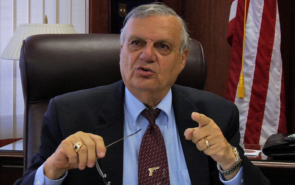 Joe Arpaio, Maricopa County Sheriff